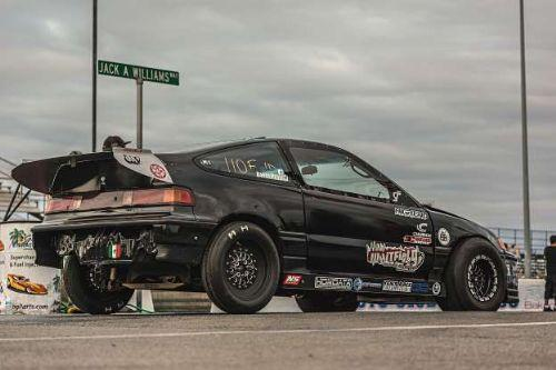 540hp Handling for Wanted188's Honda CRX SiR!