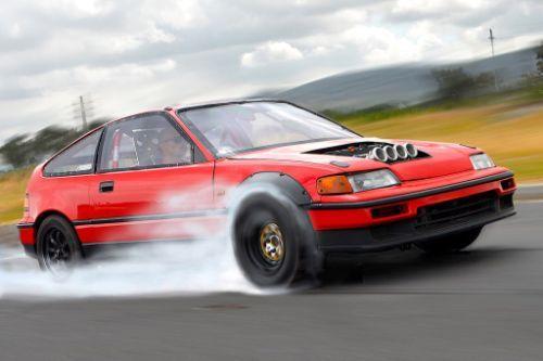 540hp Handling for Wanted188's Honda CRX SiR