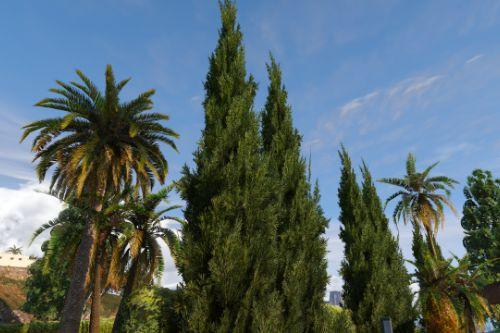 Enhanced 4K Vegetation/Trees Mega Pack