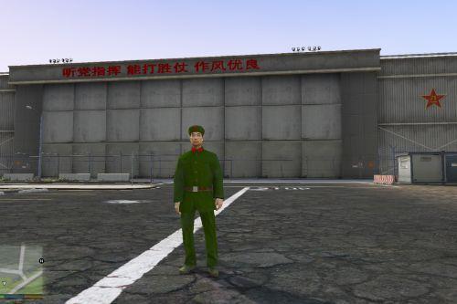 中国人民解放军65式军服 PLA Type 65 Uniform