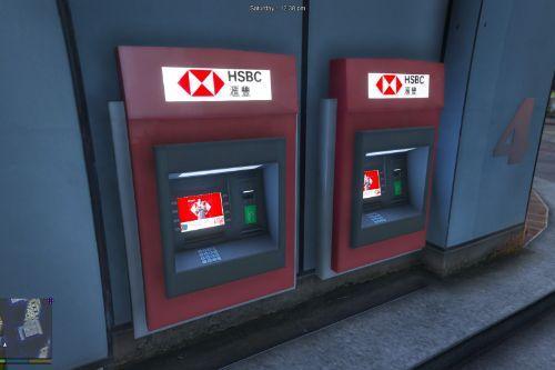 Hong Kong ATM