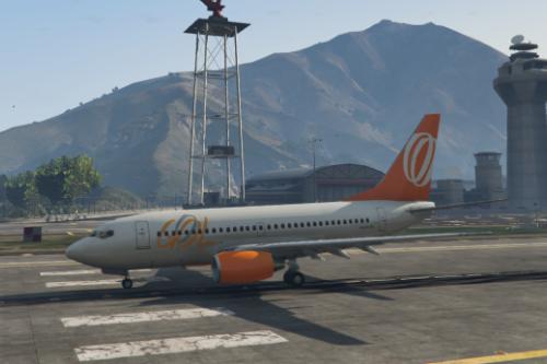 737-600 GOL Livery