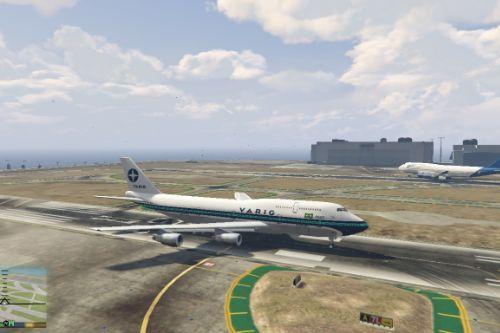 747-300 livery pack