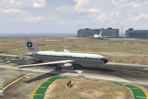 767-200 Brasil livery