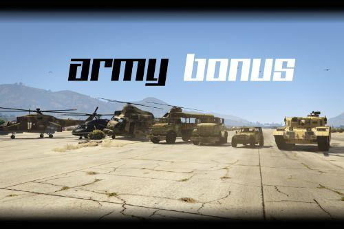 911 Collection Los Angeles (2K Textures) + Plates + ARMY Bonus