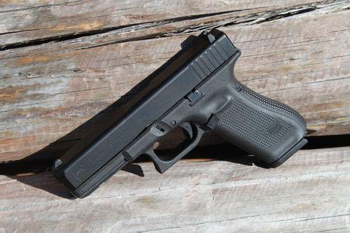 9mm Glock 17 - GTA V GUN SOUND