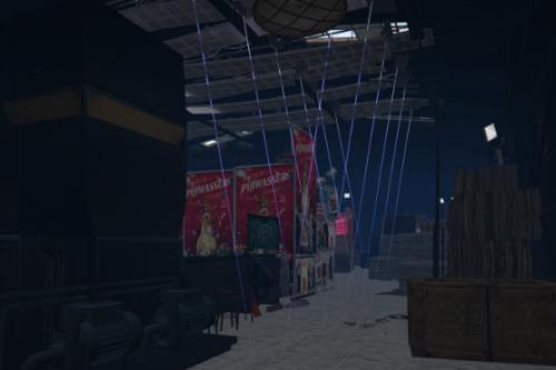 A hidden club with a gang seat [Menyoo]