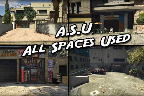 A.S.U (All Spaces Used) [MapEditor]