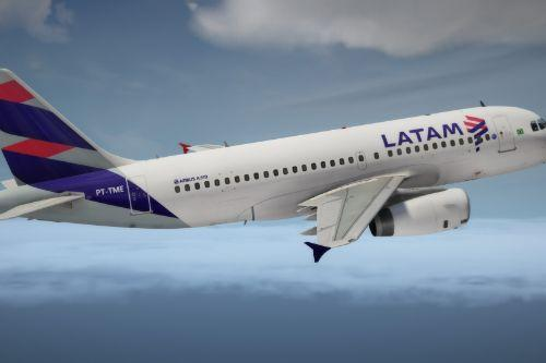 Airbus A319-131 - Livery Pack 2 [IAE | 13 Liveries]