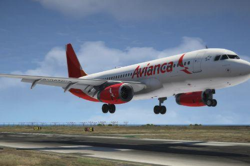 Airbus A320-231 - Livery Pack [IAE | 11 Liveries]