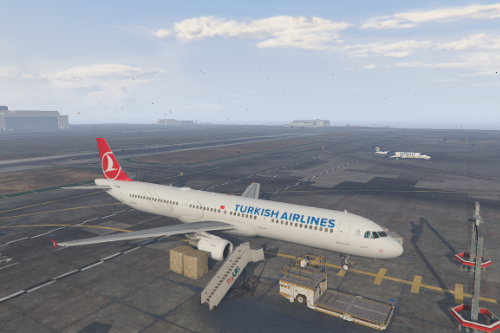 A321-200 Turkish Airlines Mini Livery Pack