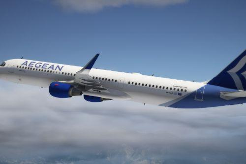 Airbus A321-211 - Livery Pack [CFM | 40 Liveries]