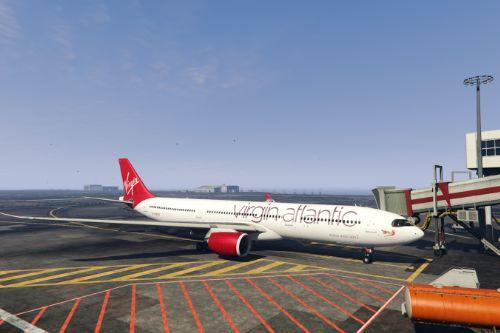 A330-900neo Livery Pack (Citilink, HiFly, WOW, Virgin Atlantic, TAP, Corsair, Aer Lingus)