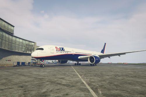 [A350-900XWB] FlyUS Livery