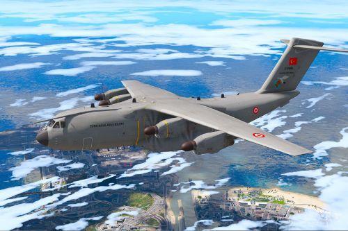 A400M Koca Yusuf  Turkish air force[SKIN]