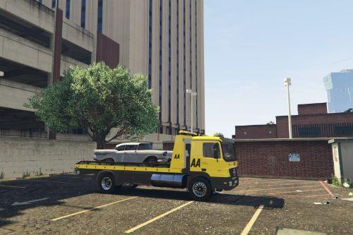 AA Tow Truck Service Livery