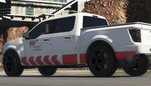 AAA Roadside Assistance Caracara