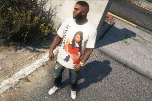 Aaliyah T-Shirt Pack