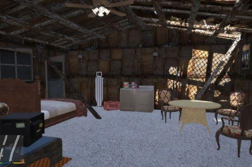 Abandoned House Interior (MENYOO)