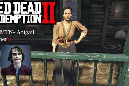 Abigail Roberts/Marston - Red Dead Redemption 2. (Addon- peds)