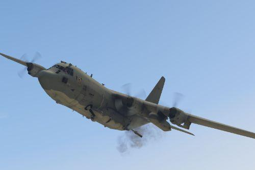 AC-130U Spooky II Gunship [Add-On | Working Cannons]