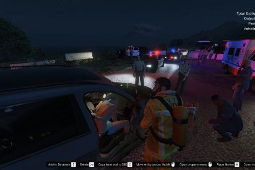 accident scenario