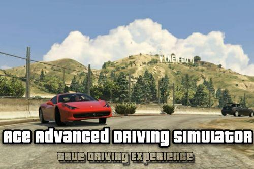 Ace Advanced Driving Simulator [Handling] [MT] [CGR]