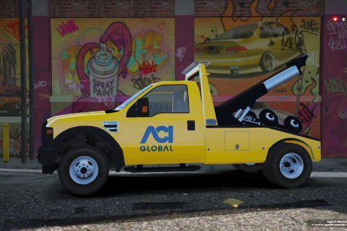ACI Soccorso Stradale - AA Ford F550 [Livery]