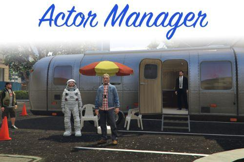 Actor Manager