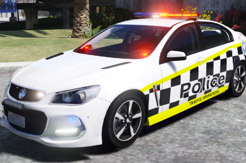 ACTPOL Traffic Ops VFII Livery