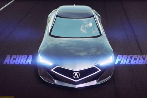 Acura Precision Concept [Add-On | Unlocked]