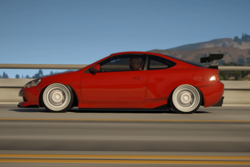 Acura RSX Widebody [Add-on/Replace]