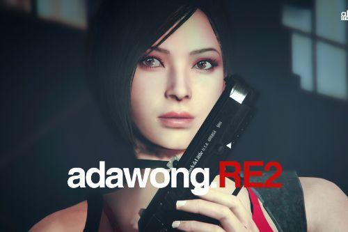 Ada Wong Resident Evil 2 Remake [Add-On Ped | Replace]