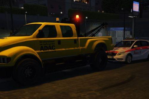 ADAC Falck towtruck [Paintjob]