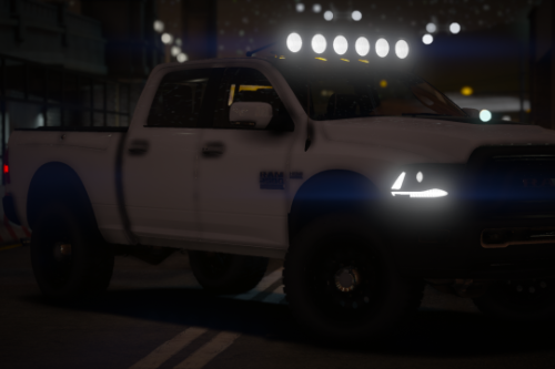 Dodge Ram 2500 Power Wagon [Add-On]