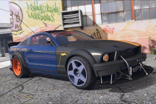Ford Mustang '05 Hot Wheels [ADD-ON]