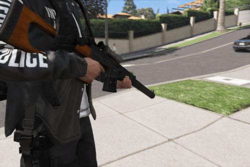 VSS Vintorez Special Sniper Rifle [Add-On]