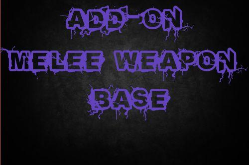 Bd2a64 add on melee weapon