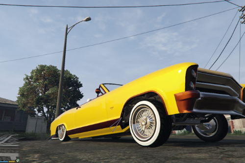 Buccaneer 2 LowRider for SP [Add-On]