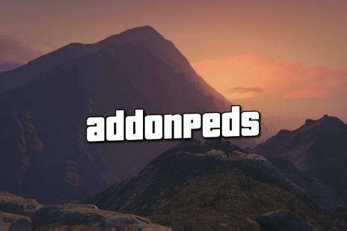 AddonPeds