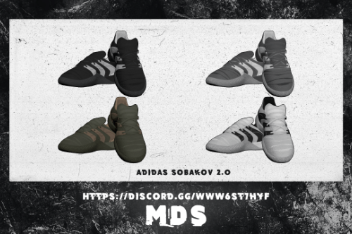 Adidas Sobakov 2.0 for MP Male