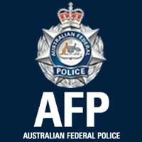2900e4 australian federal police woden 2606 logo