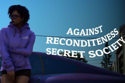 Against Reconditeness Secret Society (ARSS) Hoodies for MP Female [Replace]