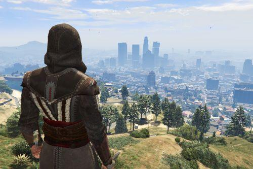 Assassins Creed Movie Aguilar de Nerha [Add-on Ped]