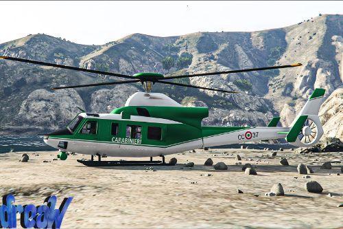 Agusta Bell AB412 - Carabinieri ex Forestale [Skin]