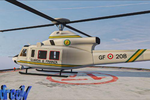 Agusta Bell AB412 - Guardia di Finanza [Skin]