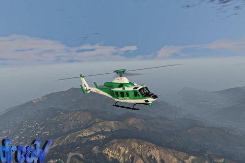 Agusta Bell AB412 - Vigili del Fuoco ex Forestale [Skin]