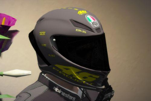 AGV (2 MODELS) (REPLACE/FREEMODE MALE)