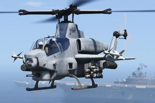 AH-1Z Viper [Add-On]