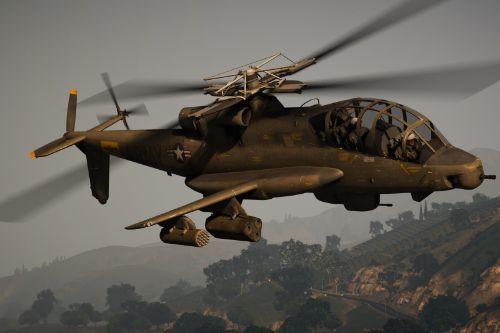 AH-56A Cheyenne  [Add-On]